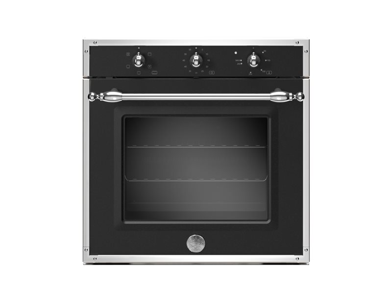 60cm Electric Built-in Ovens 5 functions | Bertazzoni - Nero Matt