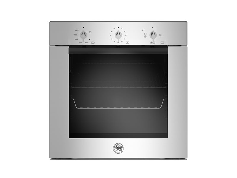 60CM Gas Built-in Oven 5 functions | Bertazzoni - Stainless Steel