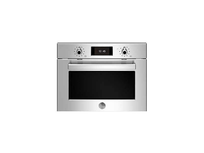 60x45CM Combi-Steam Oven | Bertazzoni - Stainless Steel