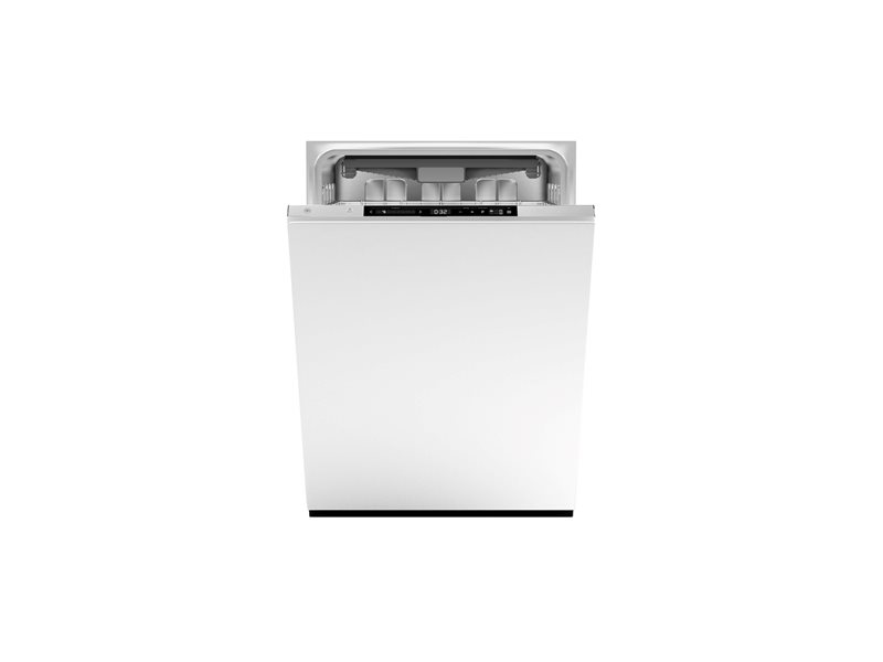 60 cm Fully Integrated Dishwasher, Sliding Door | Bertazzoni - Stainless Steel