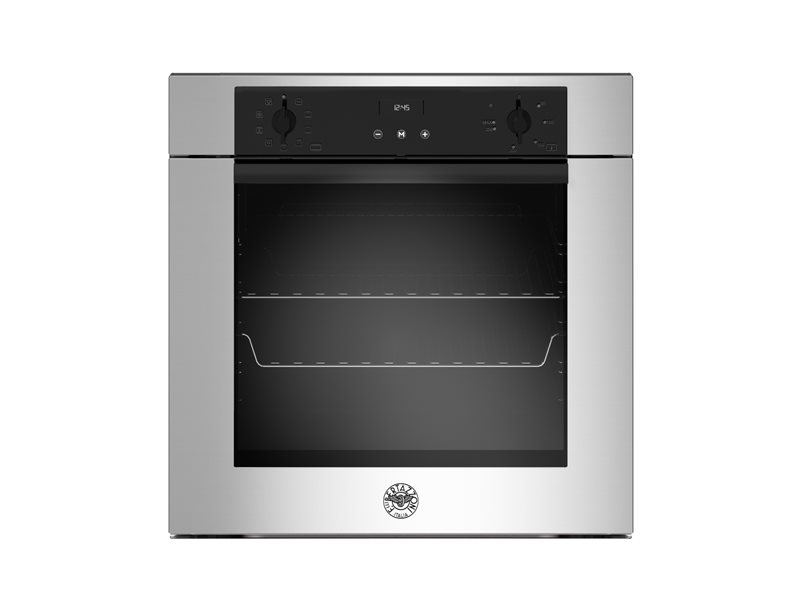 60cm Electric Built-in oven LED display | Bertazzoni - Stainless Steel