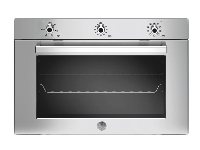 90cm Electric Built-in Oven | Bertazzoni - Stainless Steel