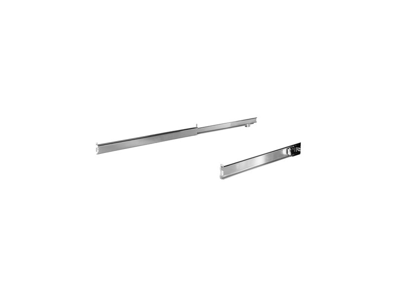Telescopic Glide Shelf Guides | Bertazzoni - Stainless Steel