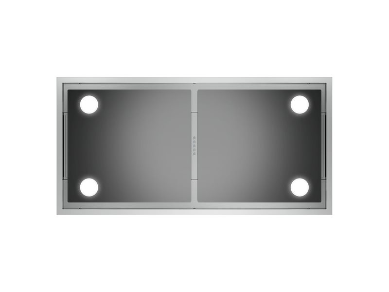 120 cm Built-in Insert, 1 motor | Bertazzoni - Black