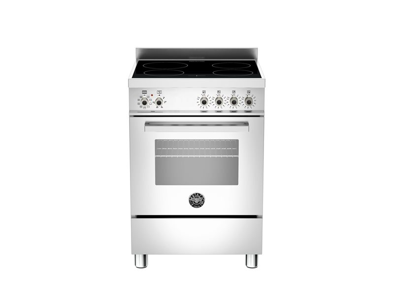 60 cm induction top electric oven | Bertazzoni - Stainless Steel