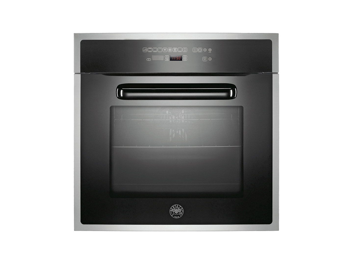 60 single oven XD | Bertazzoni - Black