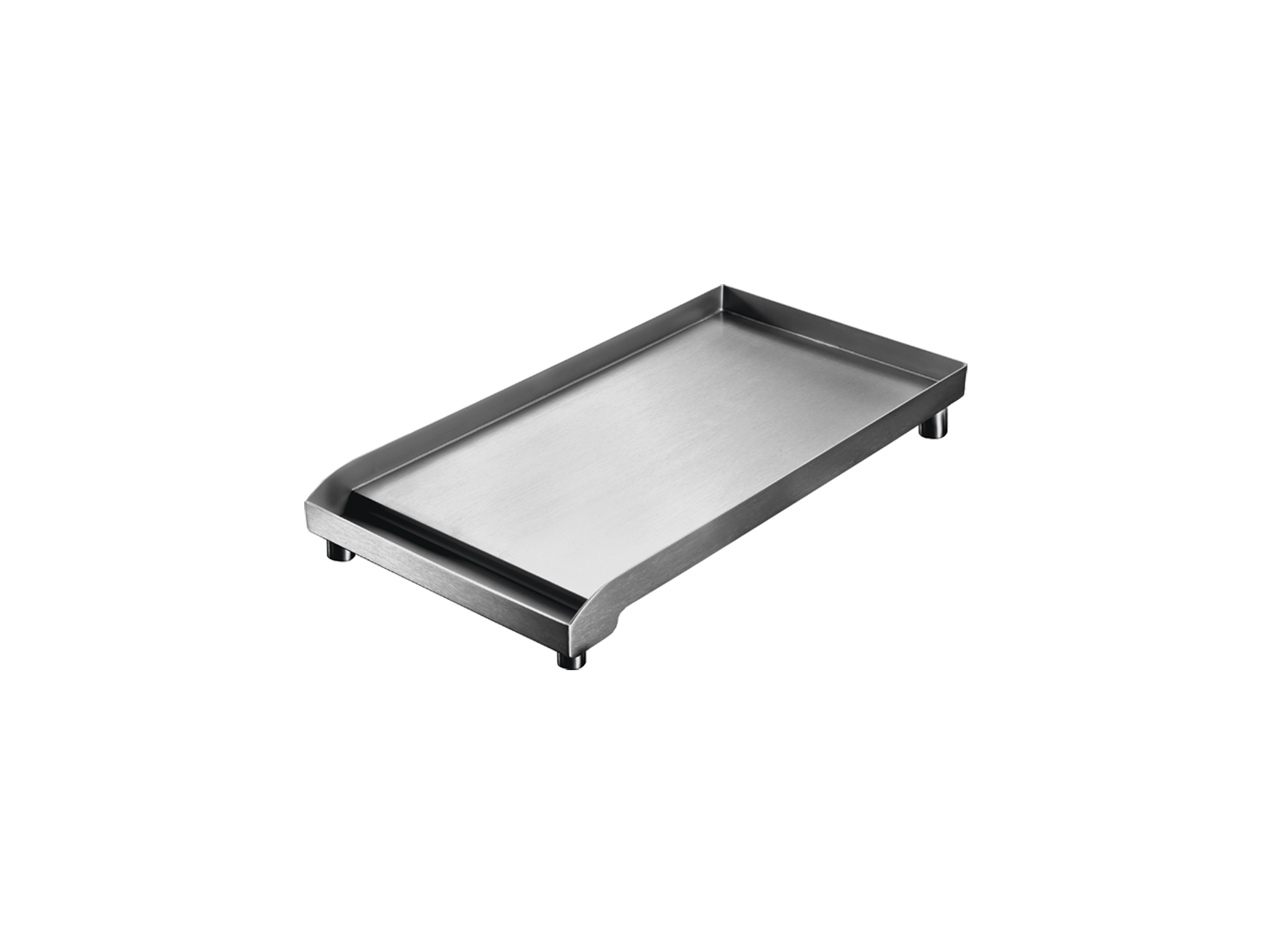Stainless-Steel Griddle  | Bertazzoni - Stainless