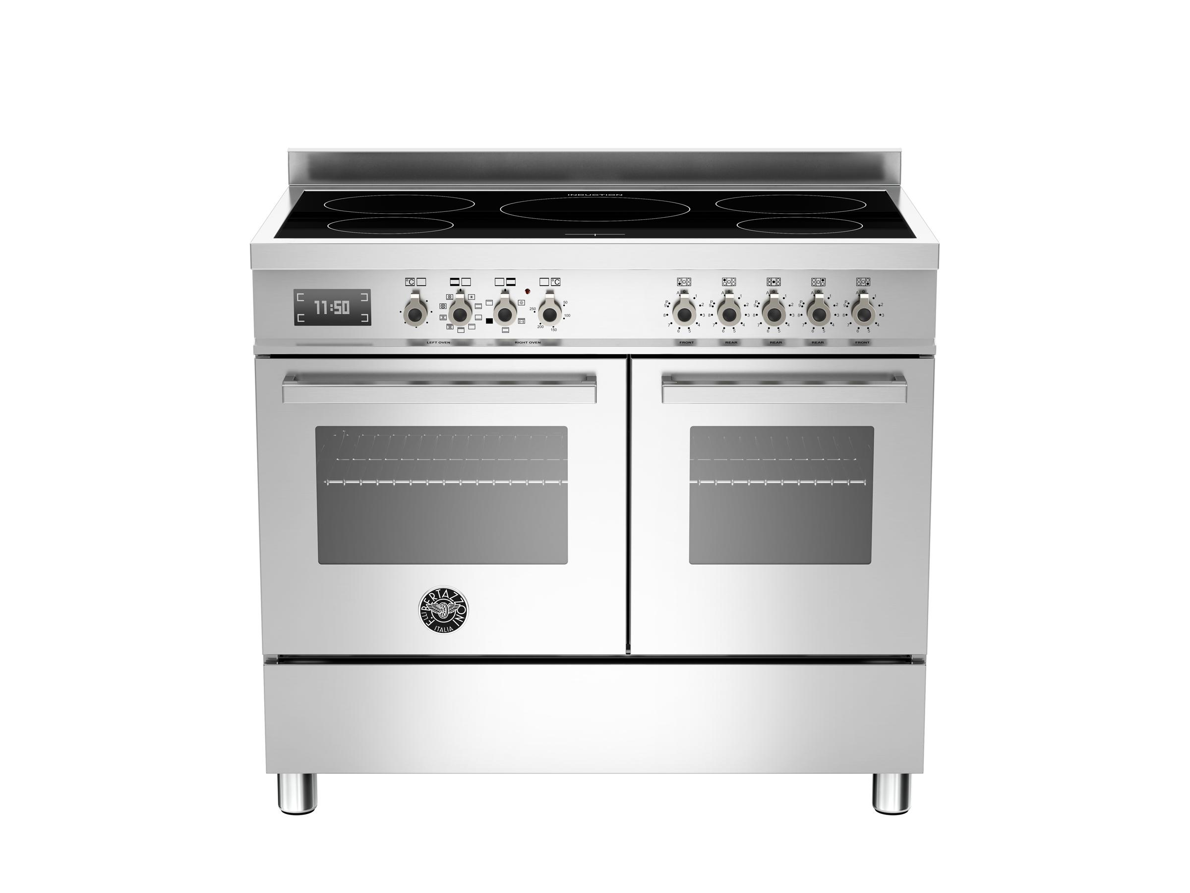 - 90 Cm 6-burner Electric Oven Bertazzoni